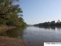 Large River from Tippecanoe County